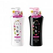Zestaw szampon + odżywka Kracie Ichikami Smoothing