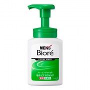 Kao MEN'S BIORE Foaming Face Wash ACNE CARE