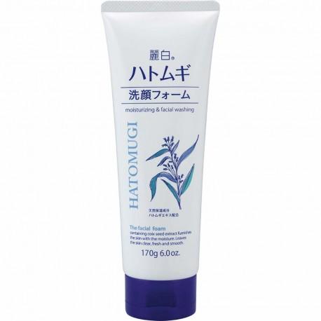 Beauty  Hatomugi Moisturizing & Facial Washing