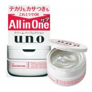 Shiseido UNO  All in One Cream Perfection Moisturizing Gel Cream