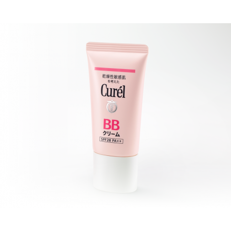Kao Curel BB Face Cream SPF28 PA++