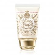 Shiseido Majolica Majorca Milky Wrapping Foundation
