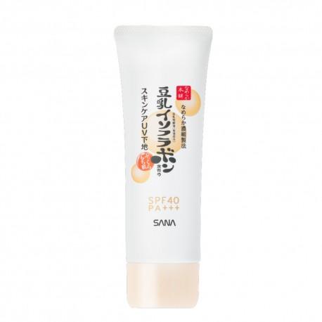 Sana Namerakahnpo Skincare UV Moisture Base SPF40 PA+++