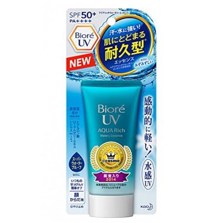 Krem ochronny BIORE  Sarasara Uv Aqua Rich Waterly Essence Sunscreen