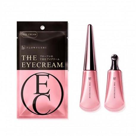 Krem pod oczy z masażerem  FLOWFUSHI The Eye Cream