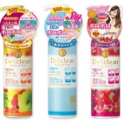 DET Clear Bright & Peel Fruit Peeling Jelly