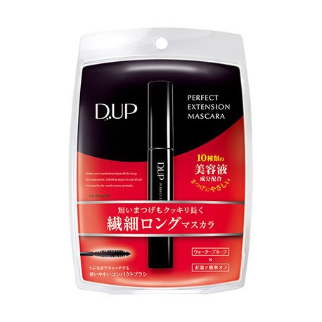 D.U.P Perfect Extension Mascara