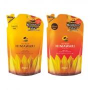 Zestaw szampon + odżywka Kracie Dear Beaute Himawari Oil