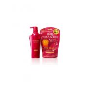 Zestaw szampon + wersja do napełniania butelki SHISEIDO Tsubaki Extra Moist