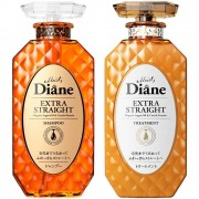 Zestaw szampon + odżywka  MOIST DIANE PERFECT BEAUTY EXTRA STRAIGHT