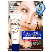 Sana Pore Putty Makeup Base Clear